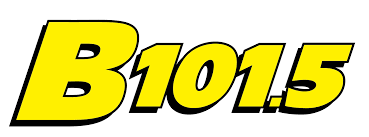 B101.5 Logo